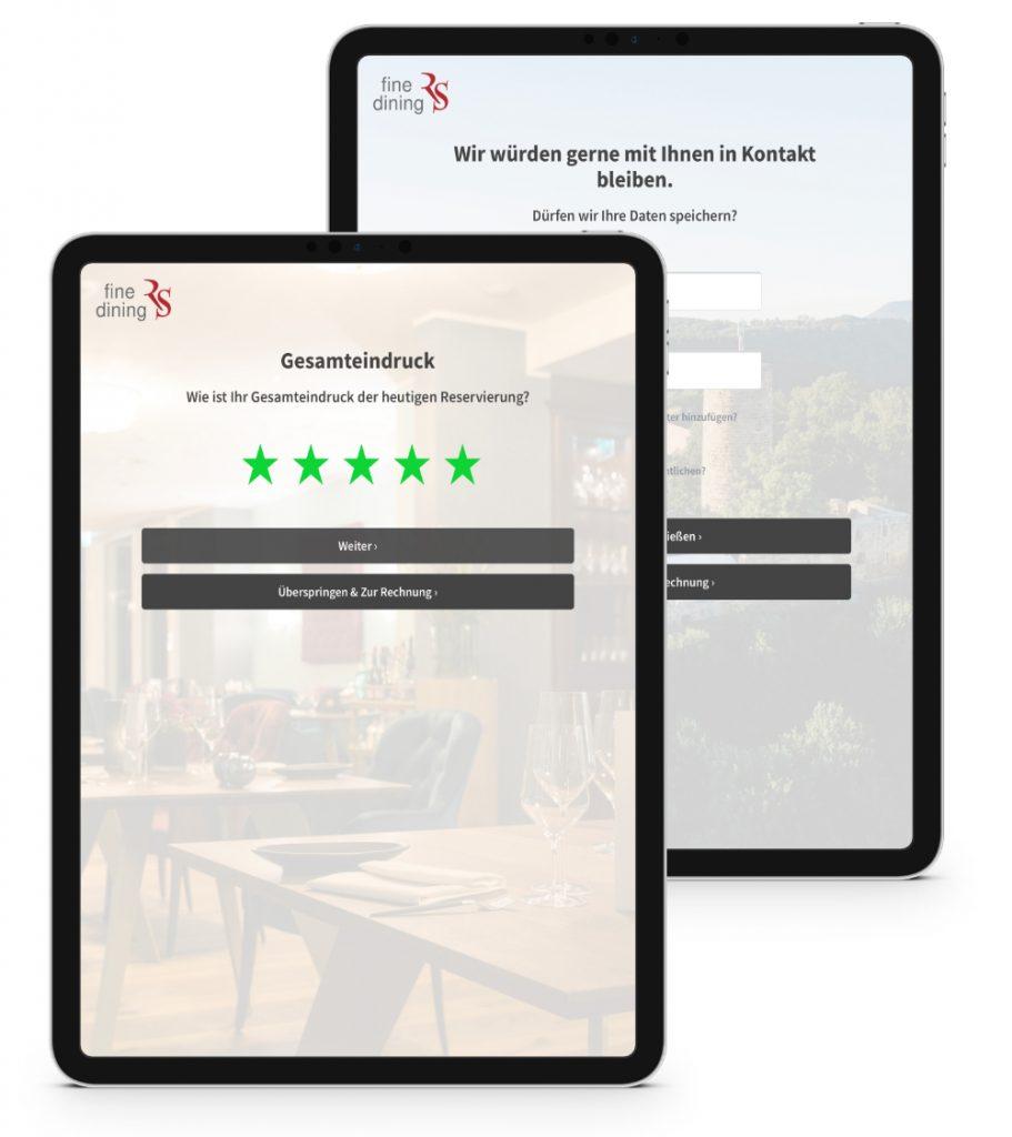 Bewertung Webseite