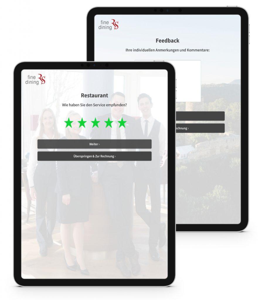 Bewertung Webseite 2